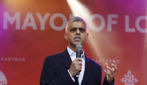 """London's Muslim mayor continues war on free speech, warns Facebook and Twitter about """"hate speech"""""""