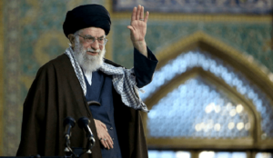 """Iran's top dog meets Islamic Jihad top dogs, says Israel's """"downfall and demise will continue"""""""