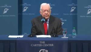 Robert Spencer in FrontPage: Carter Center Sued for Providing Support to Hamas