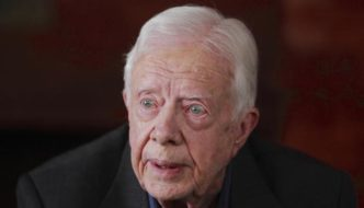 Carter Center sued for providing support to Hamas, defrauding taxpayers