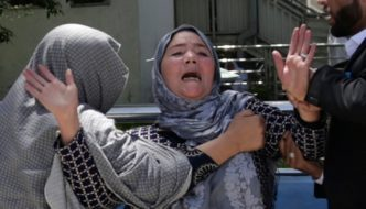 Afghanistan: Sunni ISIS murders 52, wounds 112 with jihad suicide bombing at voter registration center in Shia area