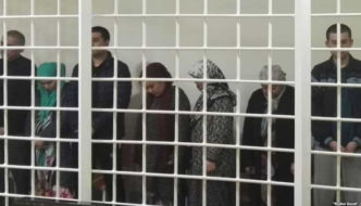 Tajikistan: 71-year-old woman and six members of her family jailed for plotting to join ISIS