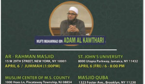 Muslim cleric who advocates wife-beating, stoning, contempt for non-Muslims speaks at St. Johns University