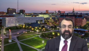 Robert Spencer video: Tell the truth about Islam at University of Cincinnati, lose your job