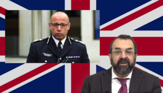 Robert Spencer video: In the UK, if you see something, you better say nothing