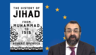 Robert Spencer video: EU top dog says Islam will always be part of Europe – or else