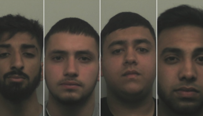 UK: Muslim rape gang repeatedly raped and exploited 13- and 14-year-old girls
