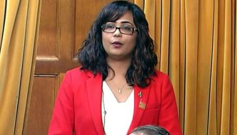 Canada: Muslim MP defends her association with antisemitic, jihad-linked Palestine House