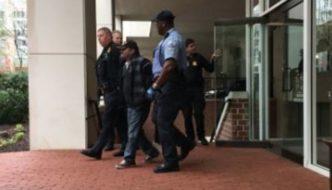 Washington, DC: Man with machete and handgun attacks employee of Iran diplomatic office while screaming in Arabic