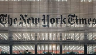 """New York Times """"corrects"""" piece calling Palestinian Authority's jihad terror payments a """"far-right conspiracy"""""""