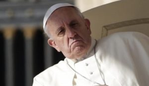 """Pope Francis condemns """"huge economic interests"""" and """"fake news fueling prejudice and hate"""""""