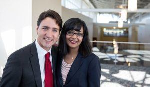 Canada: On Trudeau's behalf, Muslim MP Iqra Khalid honours anti-Israel activists