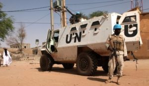 Mali: Particularly sophisticated and underhanded jihad attack as jihadis pose as UN peacekeepers