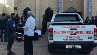 South Africa: Sunni Muslims who stabbed Shi'as and burned Shi'a mosque prayed first, then attacked