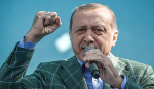 Leftist daily: Islamic State commander says Erdogan ordered 2014 ISIS attack in northern Syria