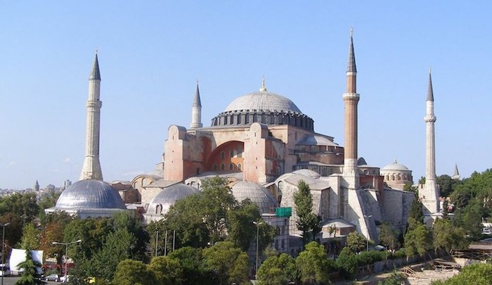 Turkey's top court rejects bid to make Hagia Sophia a mosque