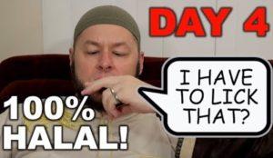 Islamicize Me Day 4: Finger Lickin Good!