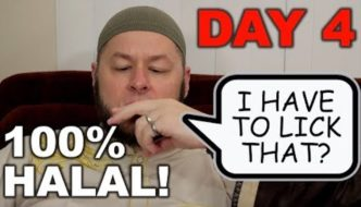 Islamicize Me Day 4: Finger Lickin' Good!