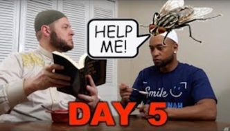 Islamicize Me Day 5: Dunk Your Flies!