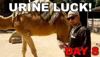 Islamicize Me Day 8: Urine Luck!