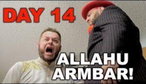 Islamicize Me Day 14: Allahu Armbar!