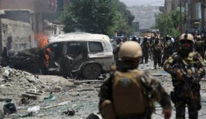 Afghanistan: Muslims kill several and injure more in two jihad attacks in Kabul