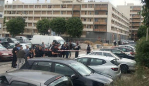 France: Hooded gunmen open fire with Kalashnikovs in Marseille