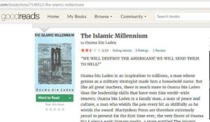 Amazon sells jihad recruitment material and bomb-making manual, available for next-day delivery