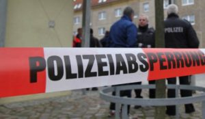 Germany: Muslim migrant seriously injures two people, stabbing one in the neck