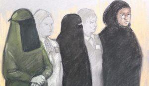 UK: Muslim sisters and their mothers plotted jihad massacres in London