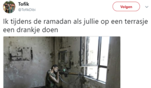 Netherlands: Muslim politician threatens to murder non-Muslims who eat in public during Ramadan
