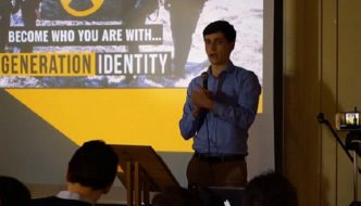 UK: Far-Left hate group gets Generation Identity UK co-leader fired from banking job for anti-Islamization views