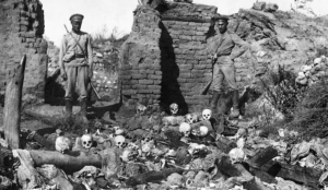 """Turkey 1894-1924: """"Deliberate, state-engineered genocide aided by Muslim clerics and the Muslim-majority population"""""""