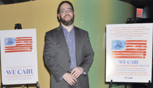 "Hamas-linked CAIR's Jewish lawyer whines: ""I was barred from speaking at my temple because I work with Muslims"""