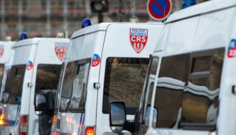 France: Qur'an found in car that rammed police van