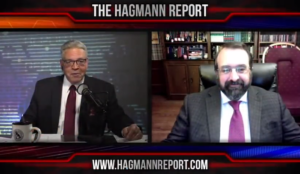 Video: Robert Spencer on The Hagmann Report on jihad in history and the destruction of the West today