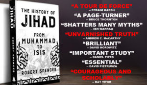 ICYMI: Robert Spencer video interview on The History of [REDACTED]