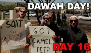 Islamicize Me Day 16: It's Dawah Time!