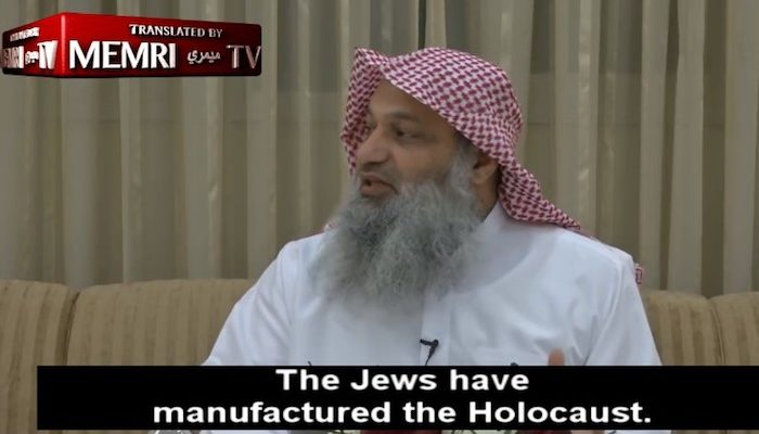 """Muslim cleric: """"There were Jews in Islamic countries and caliphates, but we never killed them just for being Jews"""""""