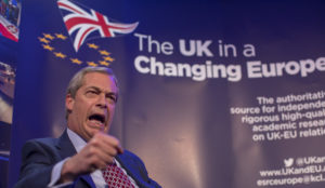 Robert Spencer: Nigel Farage Warns Well Lose A Battle Between the West and Islam