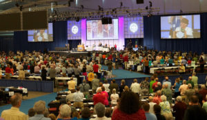 Presbyterian Church USA condemns all religiously inspired violence, ignores jihad violence