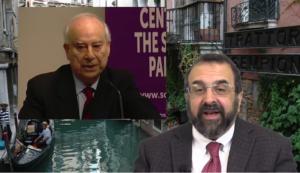"Robert Spencer video: ""Moderate"" Muslim scholar Akbar Ahmed wants a ""New Andalusia"""