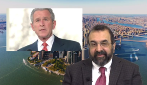 "Robert Spencer Video: Why It Was So Disastrous When Bush Said ""Islam Is Peace"" After 9/11"