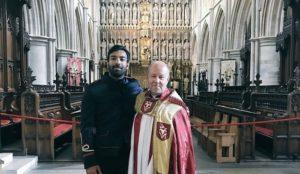 "UK: Cathedral hosts Ramadan ""Grand Iftar Service"" on anniversary of Islamic State London Bridge jihad massacre"