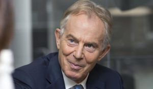 Tony Blair admits to 'nascent alliance' between Islam and political Leftists