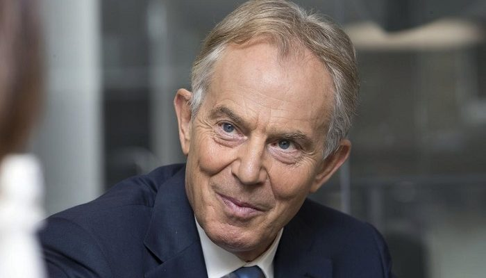 Tony Blair Is Now Worried About 'Radical Islam'