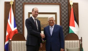 Hugh Fitzgerald: Prince William's Middle East Visit Started Out Well, and Then…..