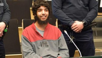 Finland: Muslim asylum seeker who went on stabbing spree gets life sentence, i.e. 12 to 20 years