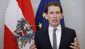 Trouble for EU: New rotating president Austria adopts hardline approach to immigration