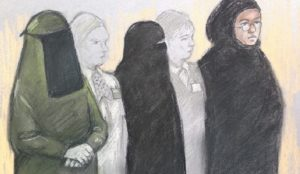 UK: All-female jihad cell jailed over plot to cause widespread panic, injury, and death